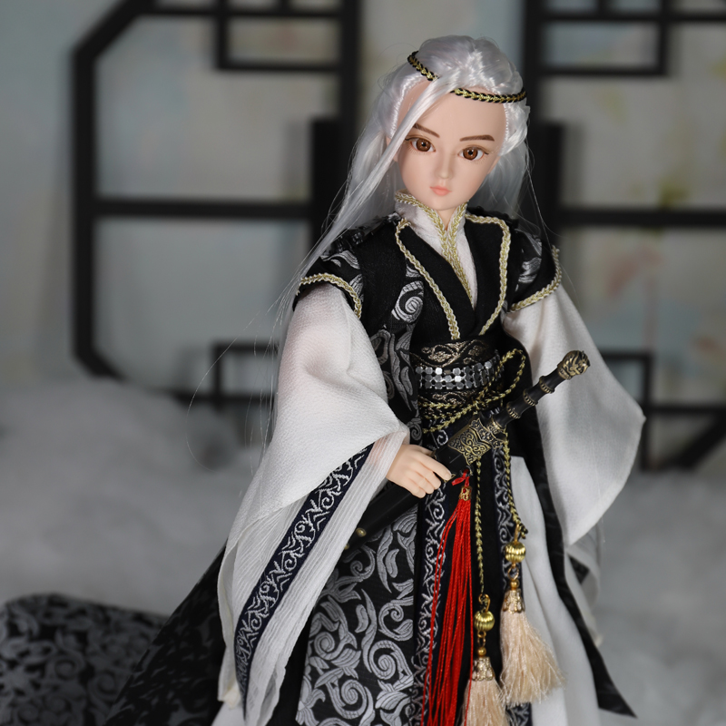 MM Girl 1/6 BJD doll East Charm name by Tianpeng Marchal including clothes,Male body Suitable For DIY Original doll-in Dolls from Toys & Hobbies    1