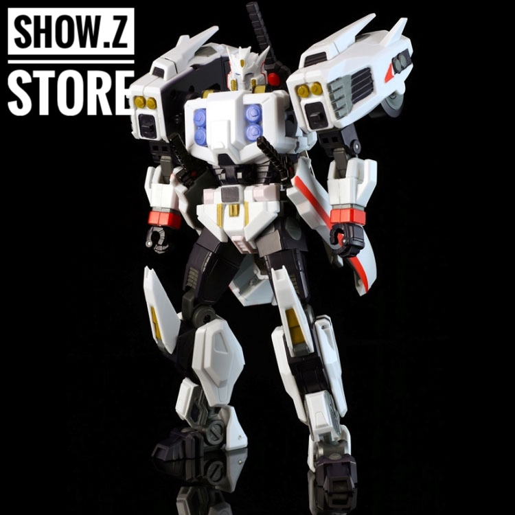 [Show.Z Store] Mastermind Creations MMC R-32 Stray Drift Master Mind IDW Transformation Action Figure [show z store] g creation gdw 03 fuuma sixshot idw transformation action figure