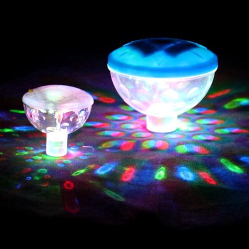 Underwater Show LED Colorful Disco Ball Multi Light Bath Hot Tub SPA ...