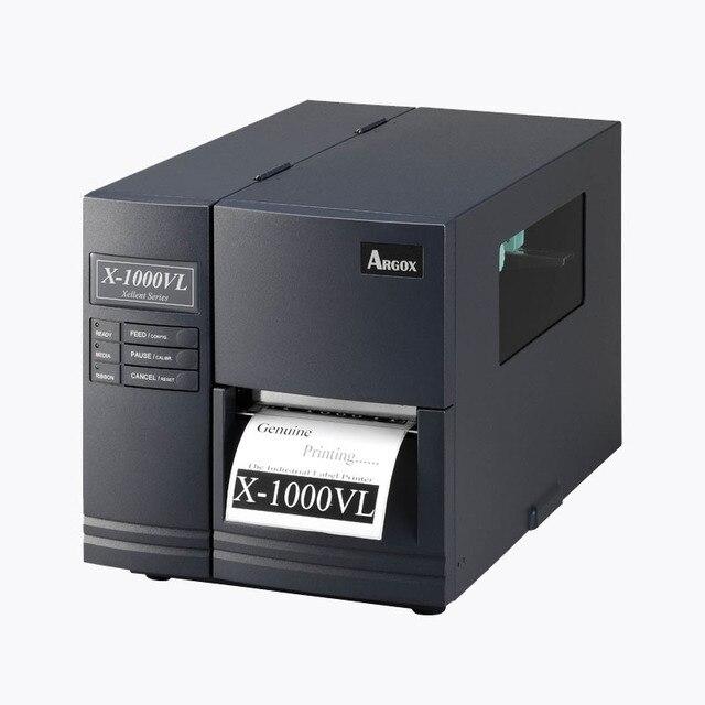 Argox промышленные штрих принтер этикеток 1000VL логистики доставка термопринтер этикеток для печати этикетки одежды теги 200 точек/дюйм