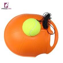 1 pc FANGCAN טניס כדור טניס הדרכה סיוע עם דיסק סגנון גומי טבעי עם מחרוזת עמידה