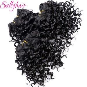 Sallyhair Afro Kinky Curly Cro