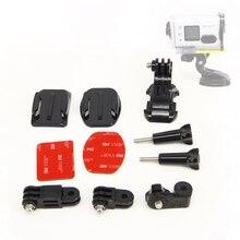 Аксессуары для Sony Action Cam крепления шлем цене Direct b модель Шлем Передняя крепление для HDR-AS100VA AS30V водств Спорт Камера