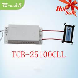 1 шт. озонатор фильтр воздушный фильтр Озон очиститель стерилизатор детали электрических нагревателей TCB-25100CLL (W)