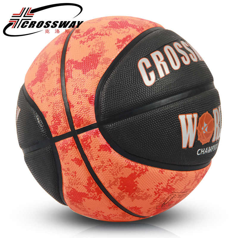 Crossway Sizes 7 Adult Basketball Ball Outdoor Street  Nba Standard Indoor Basket Ball Fitting College Sports Court Ball Man