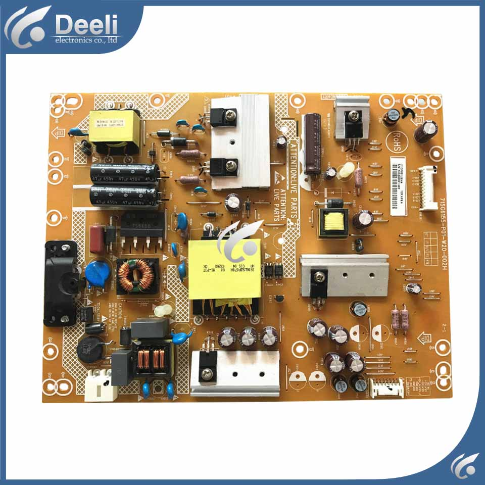 95% new original for Power Supply Board 715G6155-P01-W20-002H working good good working original used for power supply board led50r6680au kip l150e08c2 35018928 34011135