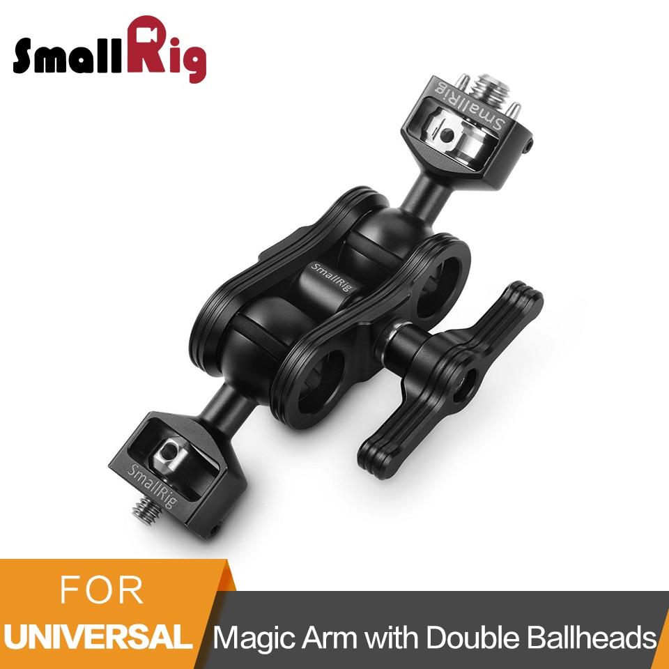 Connector for SMALLRIG Ballhead Articulating Arm Components-2134 SMALLRIG Ballhead Clamp