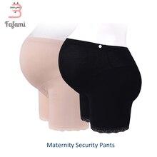 High Waist Maternity Panties