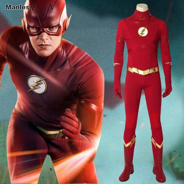 The flash adult costume custom theme