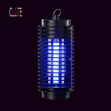 CLAITE 110 V/220 V Электрический комаров убийца лампа летающие насекомые Отпугиватель вредителей свет открытый отпугиватель жуков ночной Zapper огни