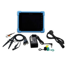 2019 Newest Micsig TO1152 Digital Tablet Oscilloscope 150MHz DIY kit portable storage oscilloscope automotive Oscilloscopes micsig scopemeter oscilloscope automotive 200mhz digital tablet oscilloscope touchscreen oscilloscope portable 2 channels to202a