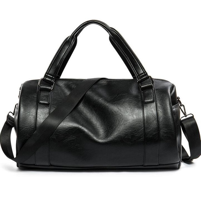 Men Travel Bag Large Capacity Business Bag Luggage High Quality Storage Bags Leisure Genuine Leather Tote