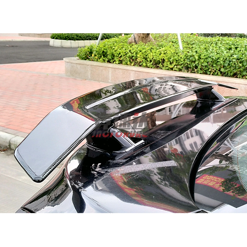 for Mazda <font><b>RX8</b></font> Mspeed Jdm Gt 04-10 rear <font><b>wing</b></font> trunk spoiler sports car <font><b>wing</b></font> modification 2004-2011 image