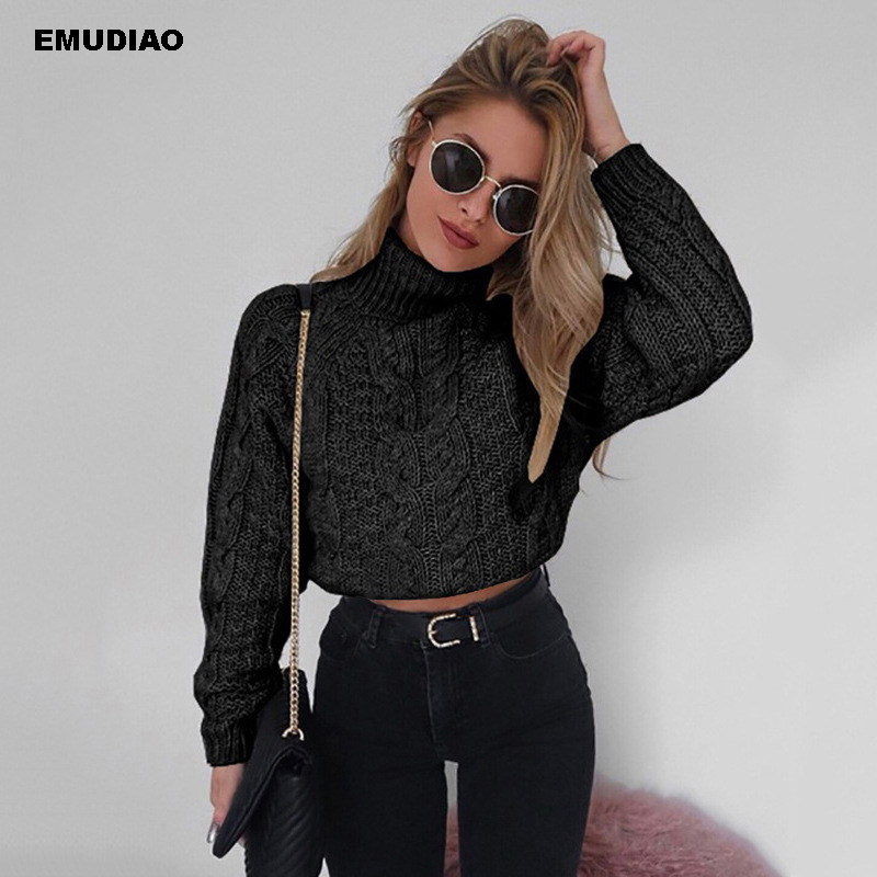 discount EMUDIAO Autumn Pullovers