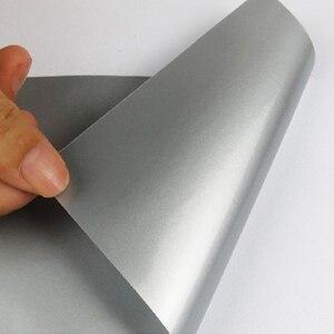 Image 2 - تأثير المعادن خلفية ذاتية اللصق مرآة الفضة نحى الذهب ملصق مضاد للمياه الثلاجة الكهربائية القديمة لتقوم بها بنفسك طبقة للزينة