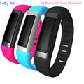 New Fashion U9 Bluetooth Smart Phone Call to Remind The Smart Bracelet Step Movement Bracelet