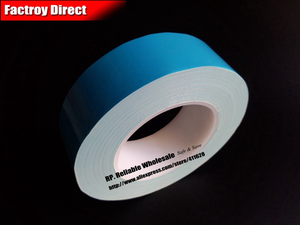 (0.25mm thick) 50mm*25M Isolated Thermal Conductive Tape, Double Sided Adhesive forHeatsink, Car Power LED Strip Heat Transfer