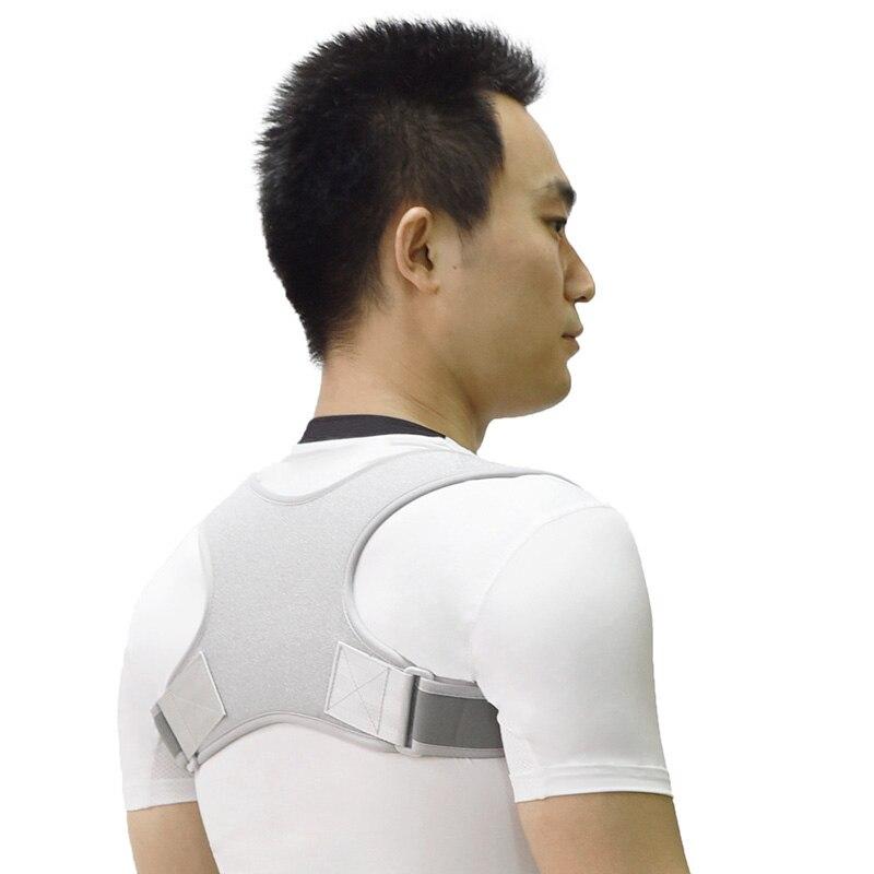 Back Shoulder Support Brace Belt Strap Improved Posture Pain Relief WS99