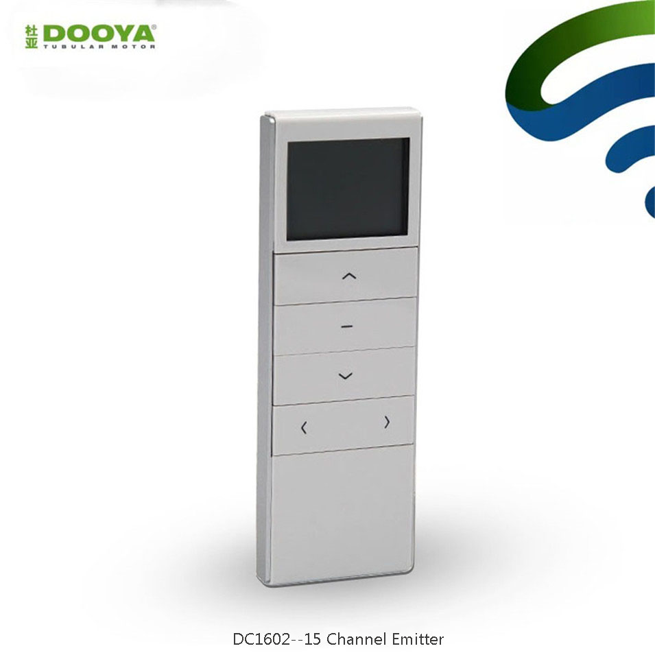 Dooya DC1602 15-Channel Remote Controller For Dooya RF433 Motor,Remote Control 15pcs Motors,for Dooya DT52E/KT82TN/KT320E/DT360E