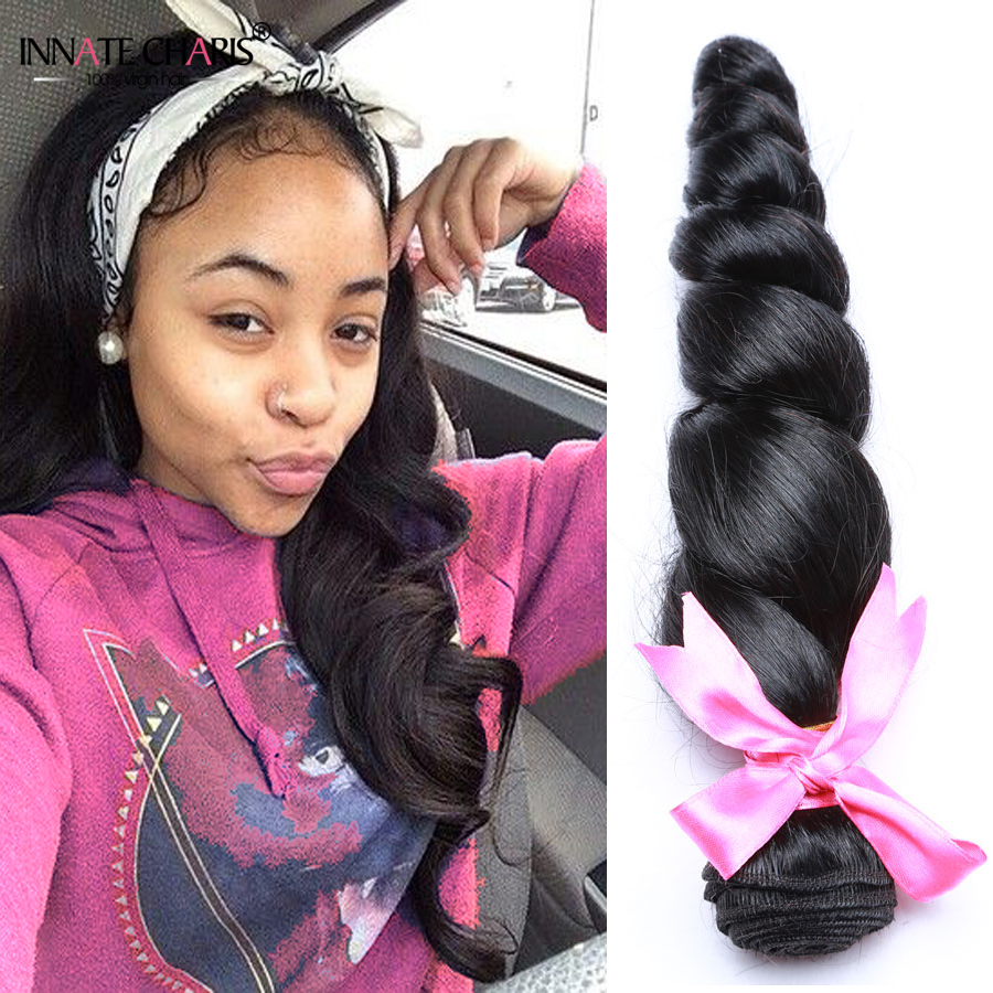 3 Bundle Deals Loose Deep Wave 100% Unprocessed Loose Wave