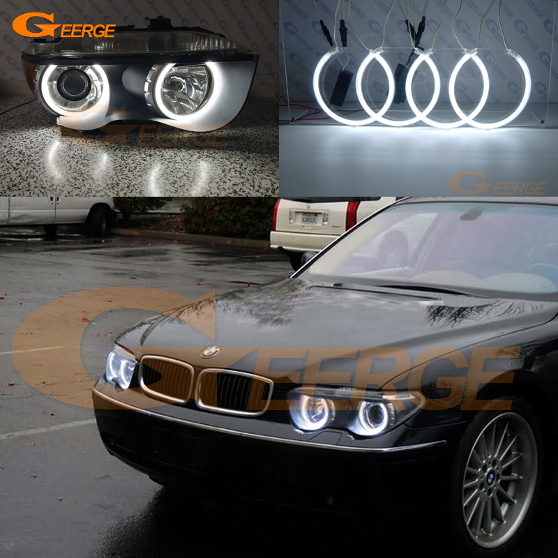 For BMW E65 E66 745i 745Li 760Li 760i 2002 2005 HEADLIGHT Excellent Ultra bright illumination CCFL
