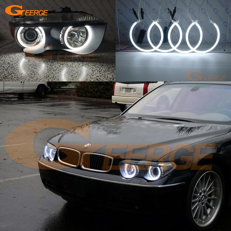 For BMW E65 E66 745i 745Li 760Li 760i 2002 2005 HEADLIGHT Excellent Ultra bright illumination CCFL