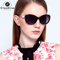 EE Cat Eye Sunglasses Women Brand Designer Vintage Luxury Polarized Sunglasses Women Brand Design Pearl Sunglasses