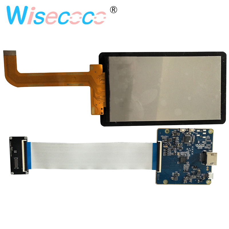 5 5 inch 2560 1440 2K LCD Screen display LS055R1SX03 SLA printer With screen protector for