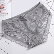 b4cc2c5cd28 2018 New Panties Women Underwear Girls Lace Briefs Sexy Lingerie Thongs  Tangas Transparent Panty Underpant String