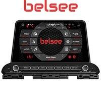 Belsee для 2018 2019 Киа церато Форте ips экран 8,0 Автомагнитола 8 ядра 4 ГБ 32 ГБ Поддержка Android Авто Carplay Bluetooth