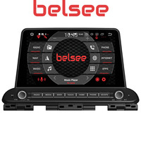 Belsee for 2018 2019 Kia Cerato Forte IPS Screen 8.0 Car Radio Autoradio 8 Core 4GB 32GB Support Android Auto Carplay Bluetooth