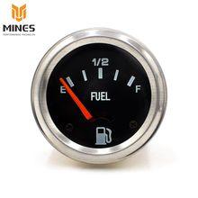 CNSPEED 52mm 2inch 12V DC Electrical Mechanical Car Fuel Level Gauge /Car Meter E-1/2-F ms101086