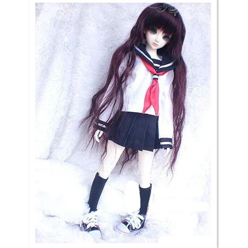 BEIOUFENG 1/3 1/4 1/6 SD BJD Doll Ropa incluye Camisas, Falda y - Muñecas y accesorios - foto 5