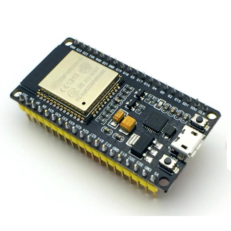 ESP32S ESP32 Development Board WiFi+Bluetooth Ultra-Low Power Power Consumption Dual Core ESP-32 ESP-32S ESP 32 Similar ESP8266 doit esp 32s esp wroom 32 esp32 esp 32 bluetooth wifi dual core cpu module with low power consumption mcu esp 32