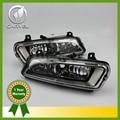 For VW Polo Vento 2009 2010 2011 2012 2013 2014 2015 Pair of Front Halogen Fog Lamp Fog Light