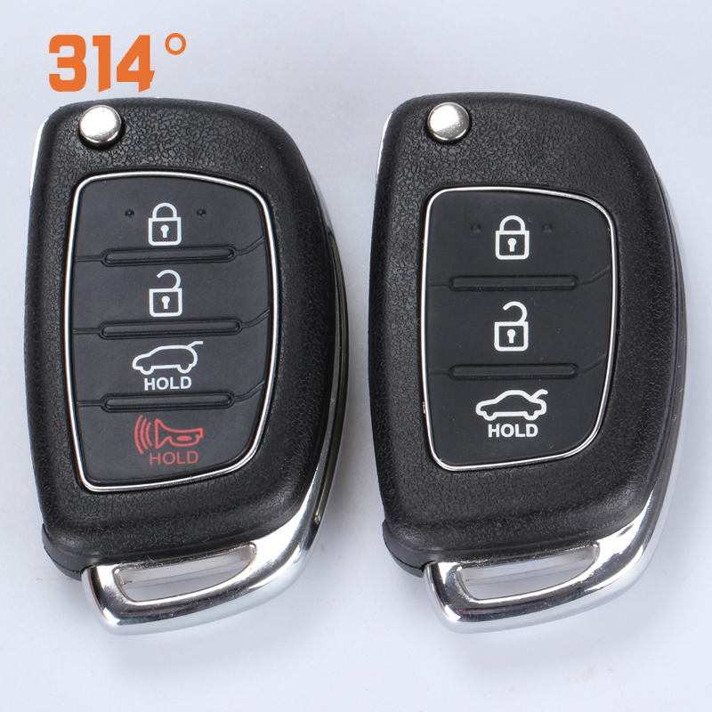 3/4 buttons Black Smart Car Key Remote Control Replacement Shell Suit For HYUDNA MISTRA IX25IX35 Elantra Santafe Car Key Shell3/4 buttons Black Smart Car Key Remote Control Replacement Shell Suit For HYUDNA MISTRA IX25IX35 Elantra Santafe Car Key Shell
