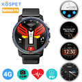 Kospet Optimus Pro Smartwatch телефон с gps 4G часы водонепроницаемые Android 7.1.1 2 Гб 16 Гб/3 ГБ 32 ГБ умные часы с WiFi мужские