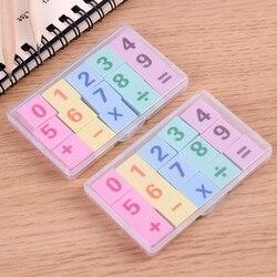 Número de 15 pçs/caixa Novo Criativo Lápis Borracha Borrachas para a Escola Escritório Papelaria Papelaria Presente Para As Crianças