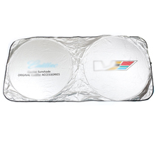 Voor Cadillac Auto Voorruit Cover Auto Zonnescherm Shield voor Voorruit Visor Cover Zomer Voorruit Voorruit Cover