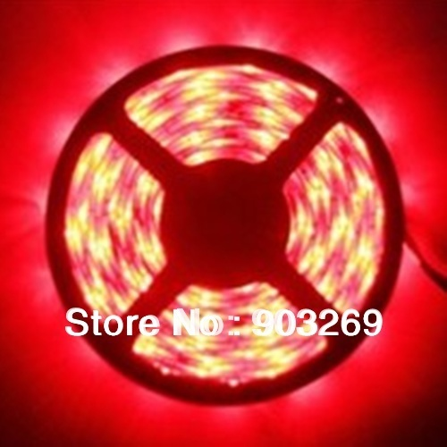 5M DD04-W/RGB LED Strip DC12V 55W 5050SMD Waterproof RGB 300LED Strip Light + Controler For Outdoor,Holiday