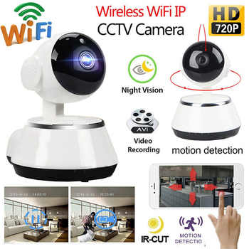 Surveillance Mini WIFI IP Camera