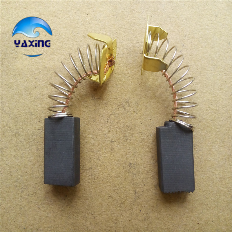 Carbon Brushes For Electric Motors 5x11x16mm # 303   Fine 10 Pair