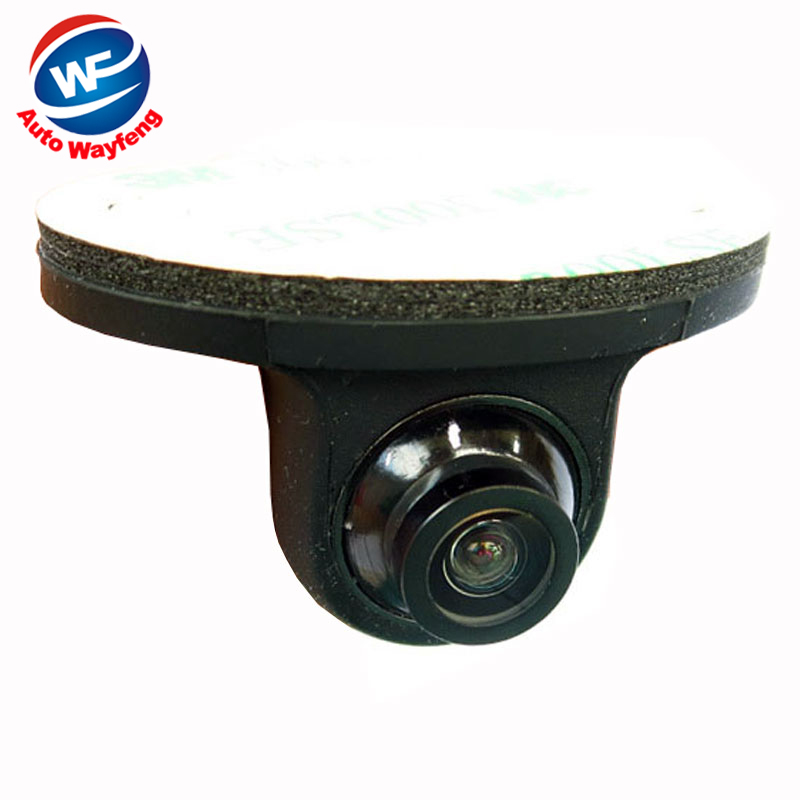 mini ccd hd night vision 360 degree car rear view camera front camera front view side reversing. Black Bedroom Furniture Sets. Home Design Ideas