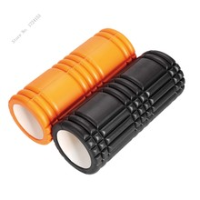 Floating Point Fitness Gym Exercises EVA Yoga Foam Roller for Physio Massage Pilates Tight Muscles 1 PCS