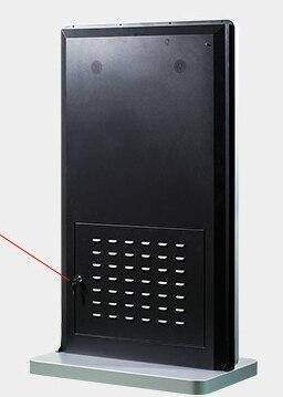 HD tft lcd HDMI cctv moniteur affichage 46