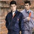 Conjunto de Casaco + Calça uniforme engenheiro mecânico eletricista uniforme uniforme lc-006