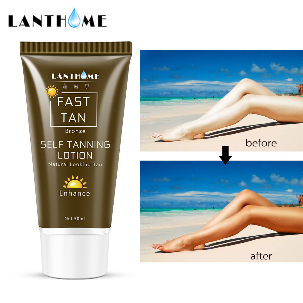 Droshipping Fast Solarium Tanning Lotion Self Tanner For