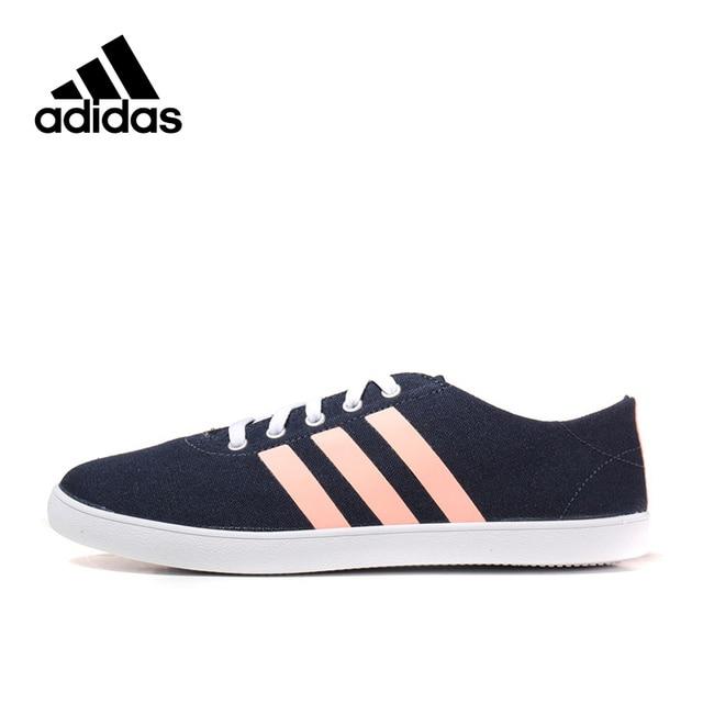 3b8586f27c7 Adidas NEO Rótulo oficial Nova Chegada Skate Sapatos Sapatilhas das Mulheres
