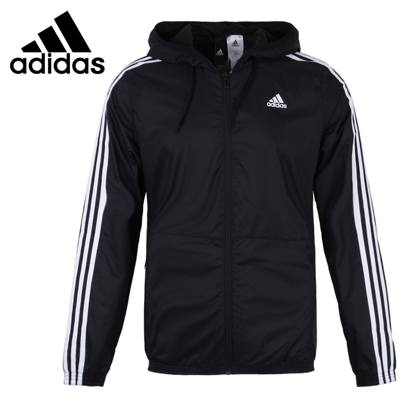 Original New Arrival 2017 Adidas Performance ESS WIND JACKET  Men's jacket Hooded Sportswear брюки спортивные adidas performance adidas performance ad094emjwg44