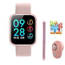 Фитнес трекер Браслет P70 smart watch приборы для измерения артериального давления часы IP68 водонепроницаемый обновления P68 Быстрая доставка для дропшиппинг
